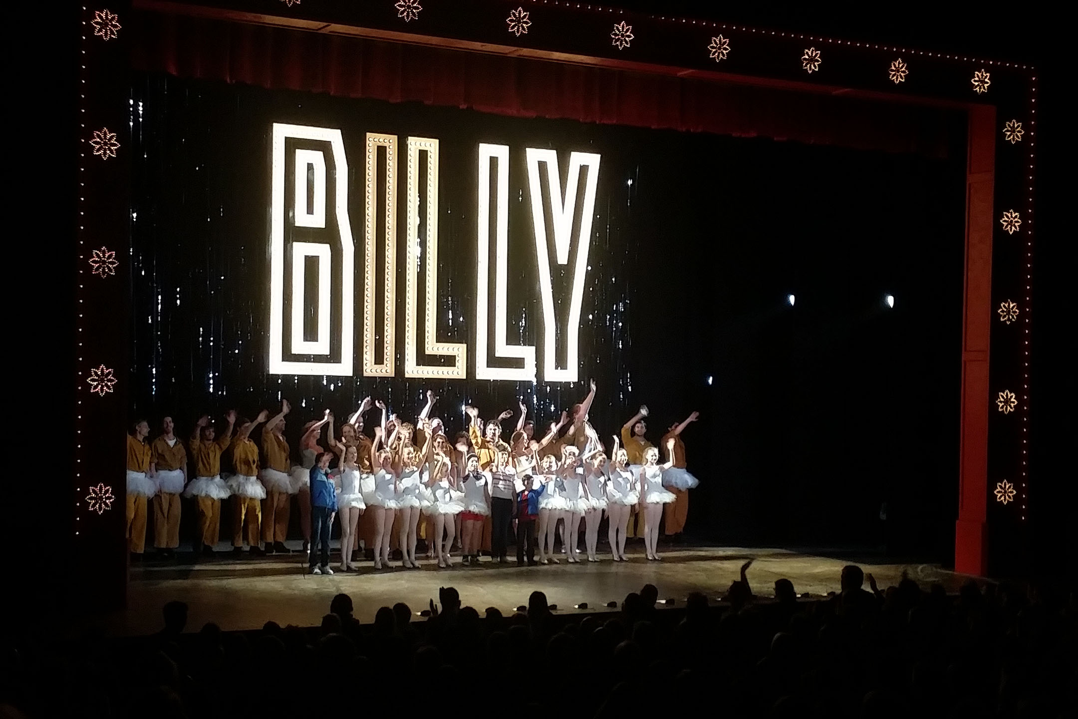 Billy Elliot the musical with Pia Douwes, Sylvia Alberts