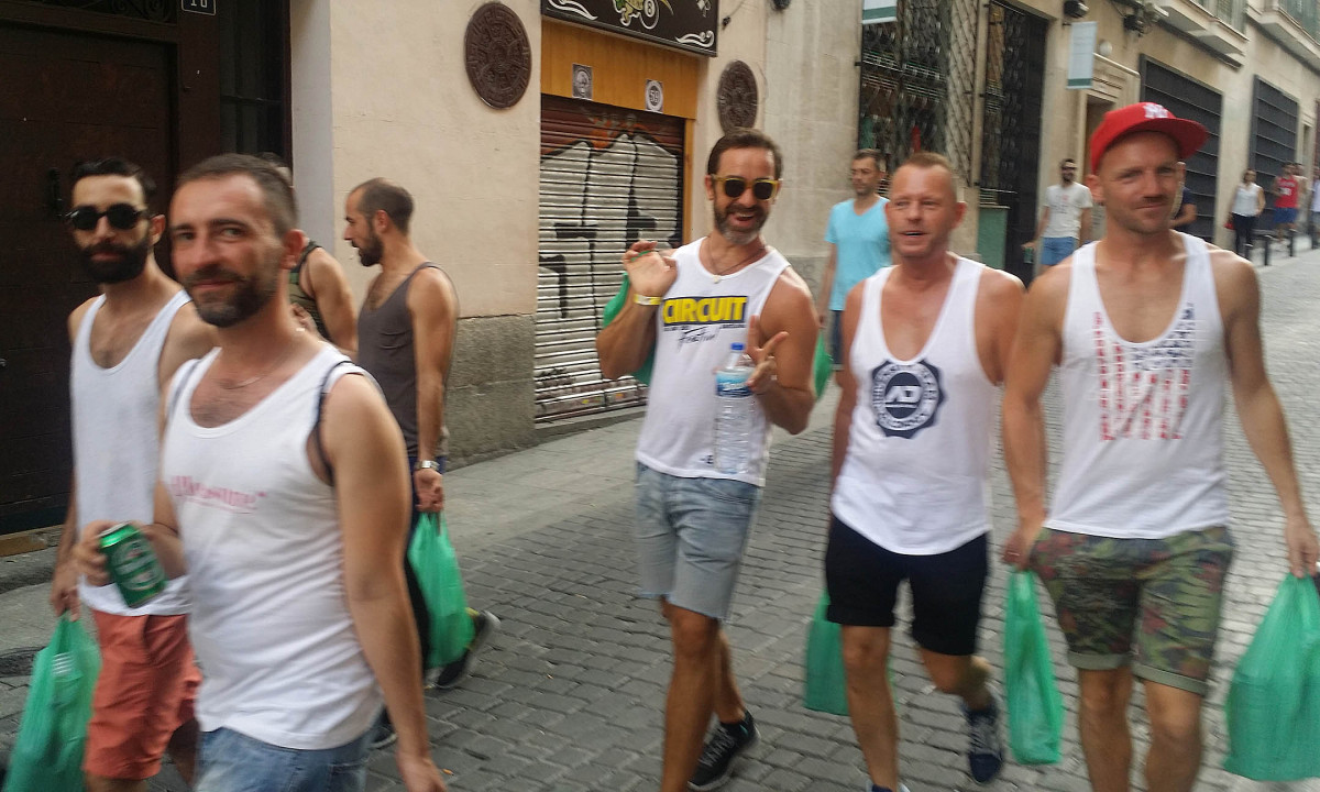#gay couple Gertjan Holleman Johan Verveer move to #ibiza Spain #Gaypride #Madrid #orgullo