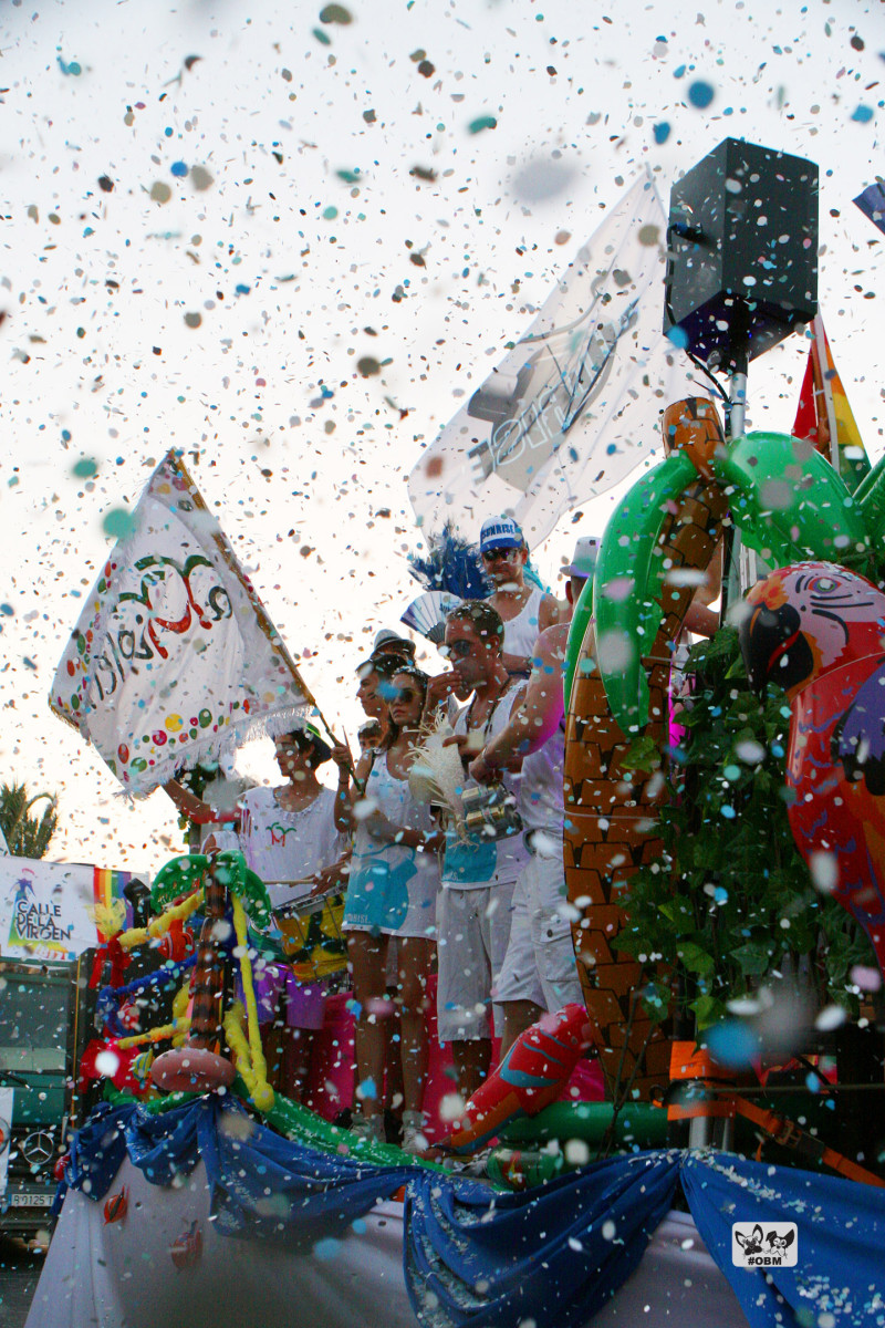 #ibiza #gay pride #gaypride TBT 2005 parade #LaTroya #Sunrise our big move #ourbigmove #Gertjan #Johan