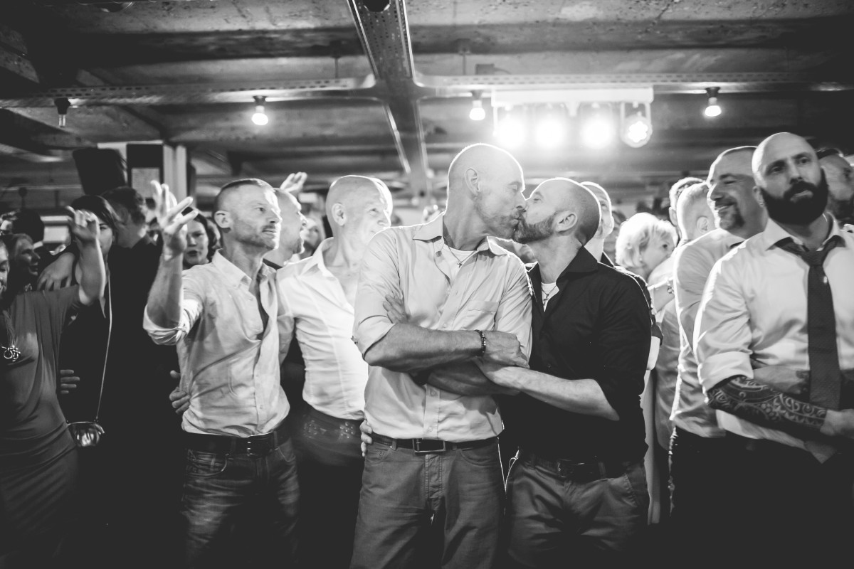 Johan and Gertjan #gay #couple from Rotterdam #wedding #marriage move to #Ibiza #ourbigmove