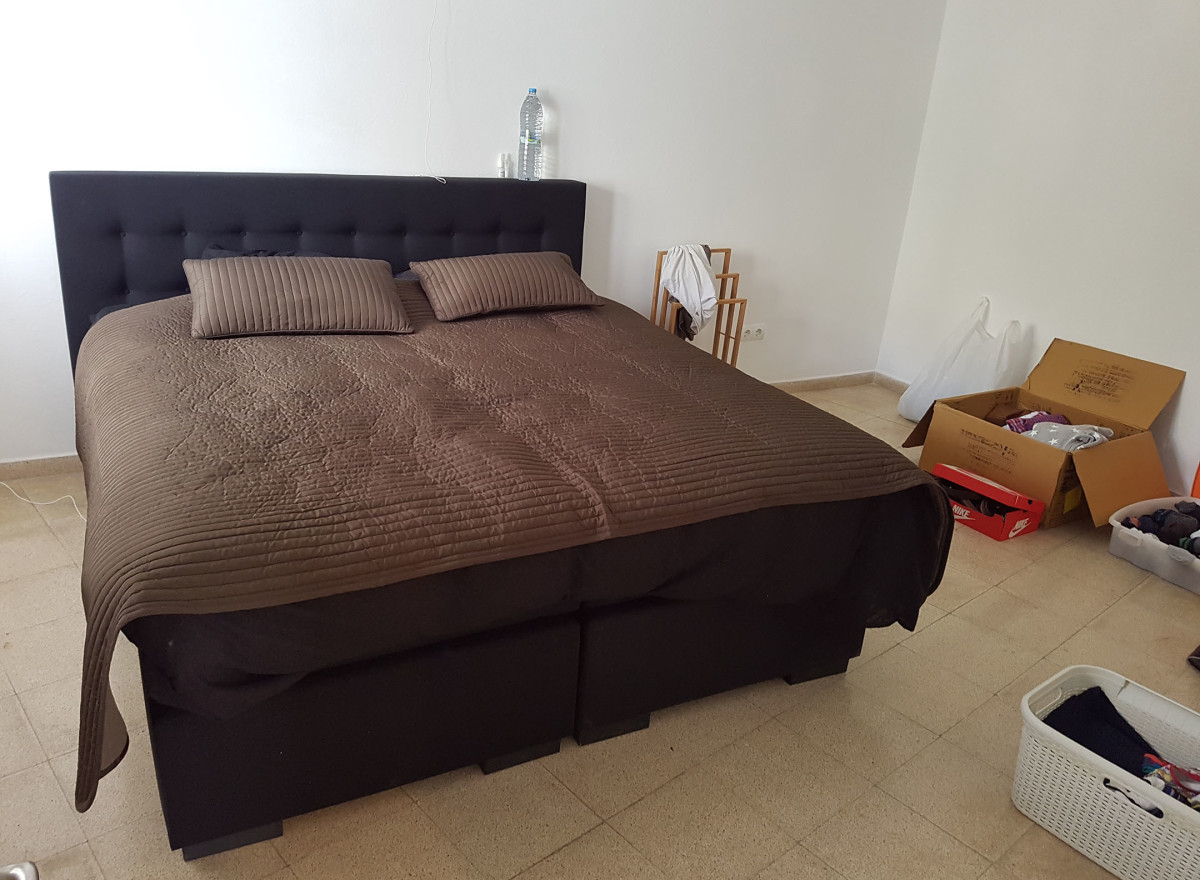 rental house #Ibiza #holiday move #ourbigmove moving #gay couple Johan Gertjan HACO furniture muebles